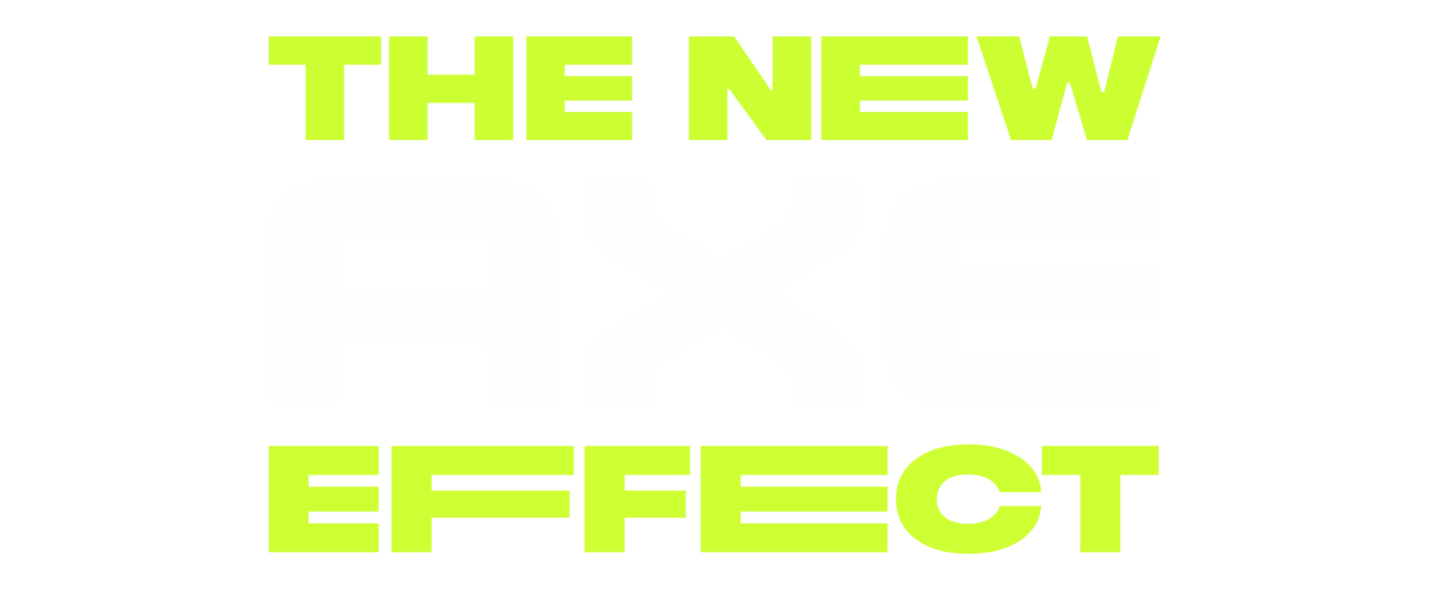 The New Axe Effect