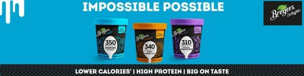 Breyers. Impossible Possible