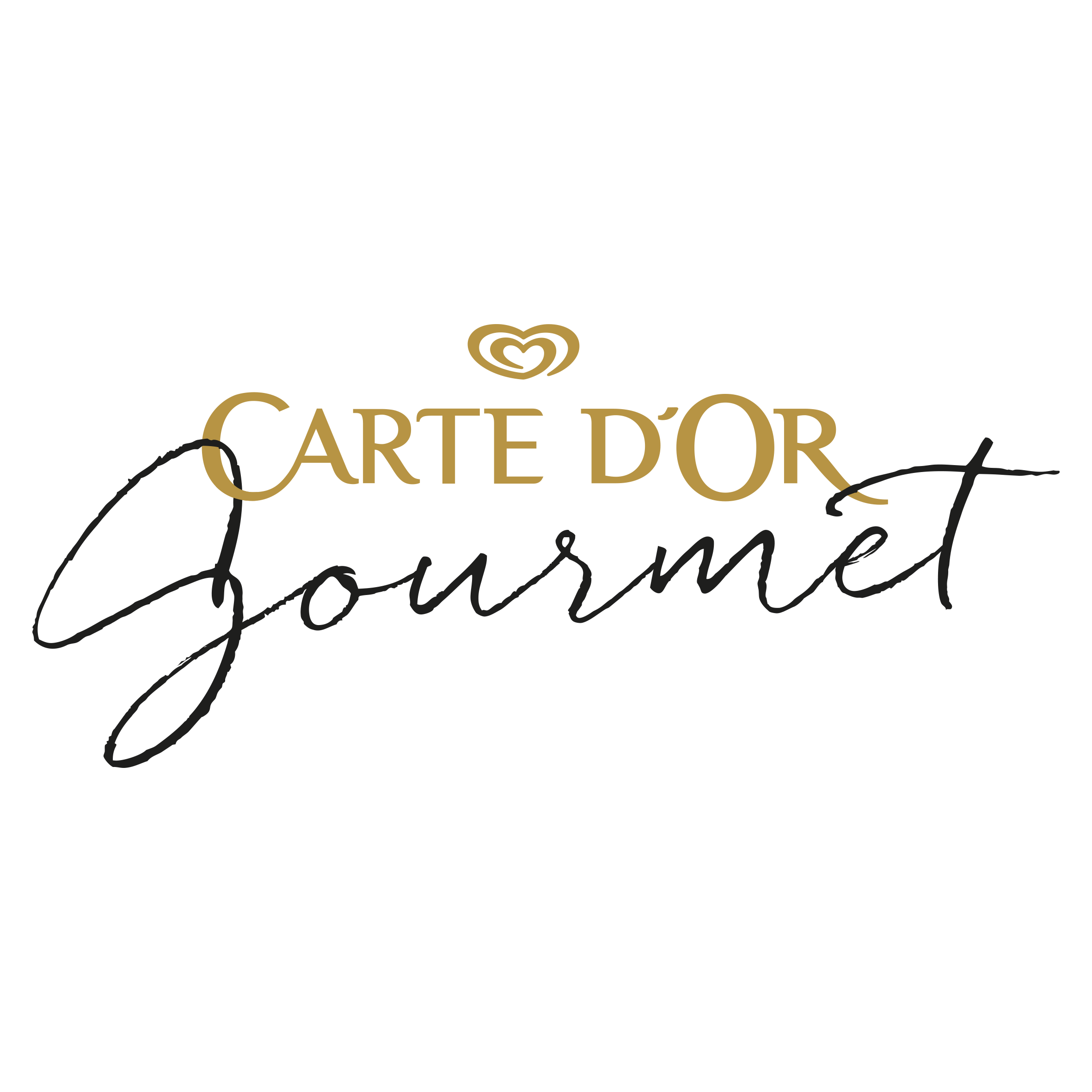 Carte d'or Gourmet logo