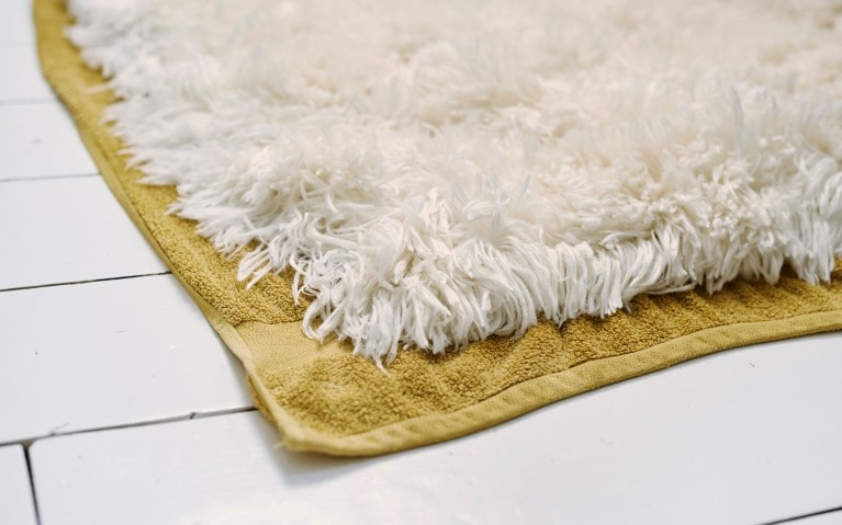 how to clean a sheepskin shaggy or wool rug cleanipedia. Black Bedroom Furniture Sets. Home Design Ideas