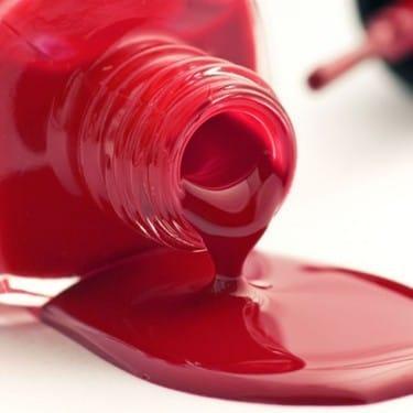 How to Get Nail Polish Out of Clothes - Persil