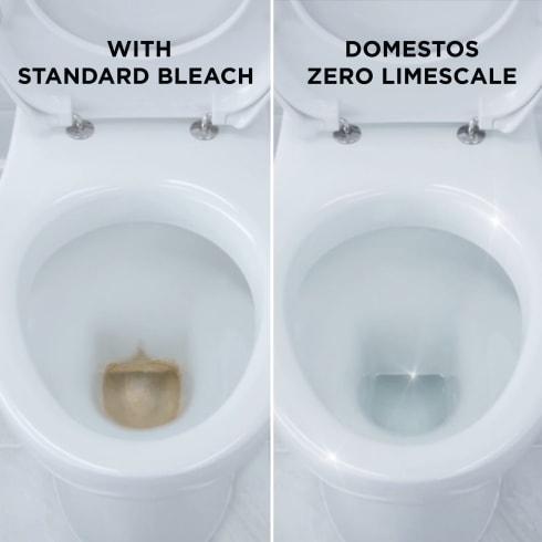 Domestos Zero Limescale Ocean Toilet Gel | Domestos