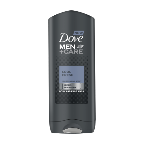 Dove Men+Care Gel de Duche Cool Fresh 400ml
