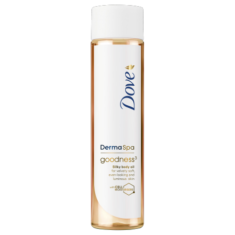 Dove Λάδι Σώματος DermaSpa Goodness³ 150ml