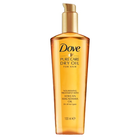 Vlasový olej Dove Advanced Hair Series Pure Care Dry Oil 100ml