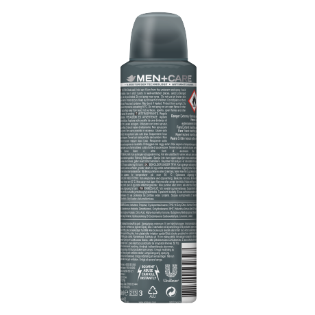 PNG - Men+Care Invisible Dry Antiperspirant Spray