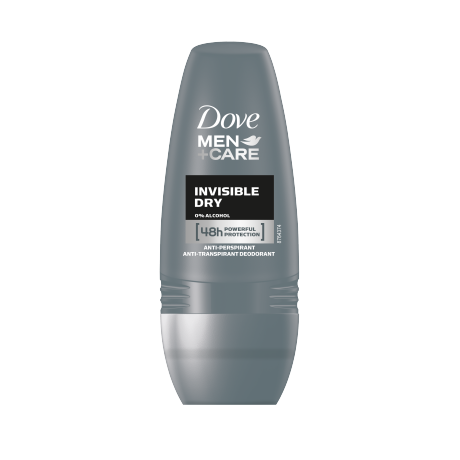 Dove Men+Care Invisible Dry Anti-perspirant Roll-on 50 ml