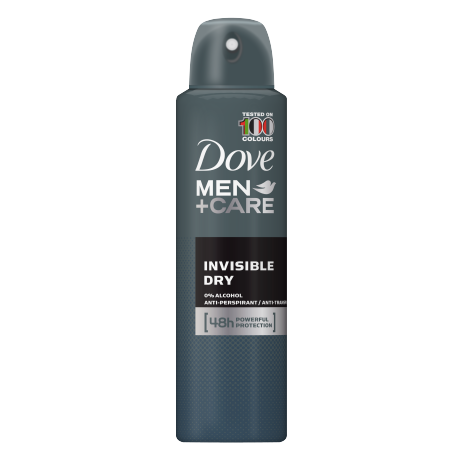 Dove Men+Care Invisible Dry Anti-perspirant 150 ml