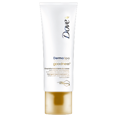 Dove DermaSpa Goodness³ Hand Cream 75 ml