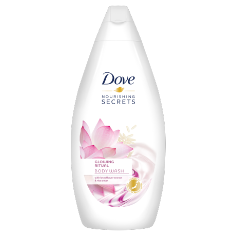 Dove Gel de Duche Nourishing Secrets Glowing Ritual 500ml