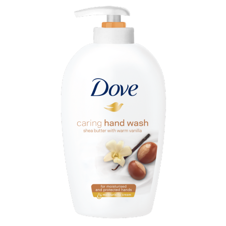 Dove Caring Hand Wash - Shea Butter with Warm Vanilla 250 ml