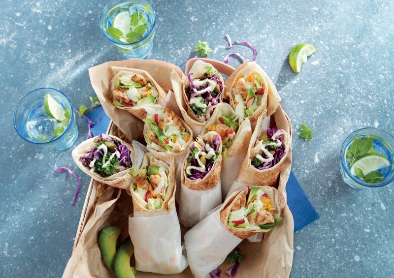 Food Rescue Wrap