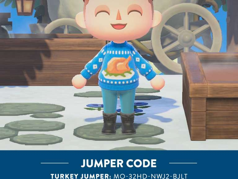 Ugly Wasted Turkey Jumper
