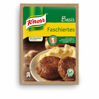 KNORR Basis Faschiertes