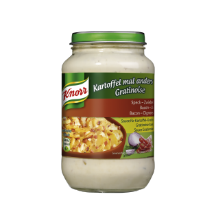 Knorr Gratinoise Bacon & Ui