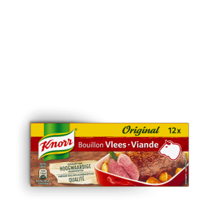 Knorr Original Bouillon Vlees