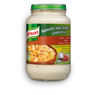 PNG - Knorr Gratinoise Bacon & Oignon
