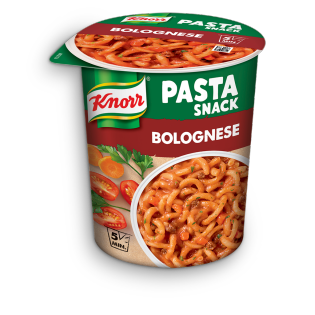 Pasta Snack Bolognese