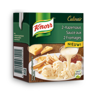Knorr Sauce aux 2 Fromages