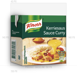 PNG - Knorr Sauce Curry