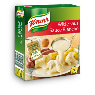 KNORR DES WHITE 12X3X22G BOX EB BE