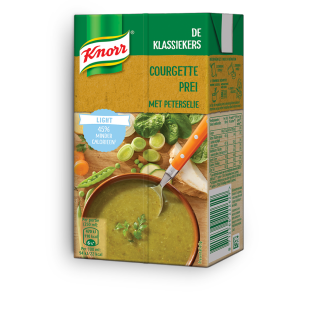 PNG - Knorr Courgette Prei met peterselie
