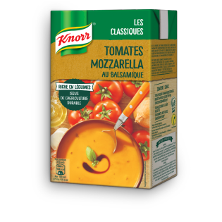 PNG - Knorr Tomate Mozarella au balsamique