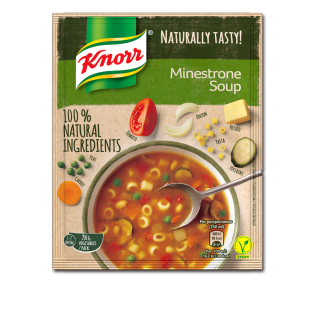 Knorr minestronesuppe