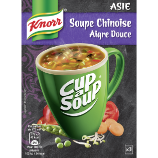 Soupe Chinoise Aigre Douce - Cup a Soup