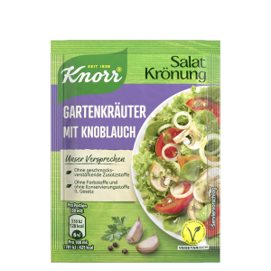 Knorr Salatkrönung Gartenkräuter