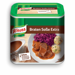 KNORR Braten Soße Extra (Dose)