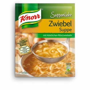 Knorr Suppenliebe Zwiebelsuppe | Knorr
