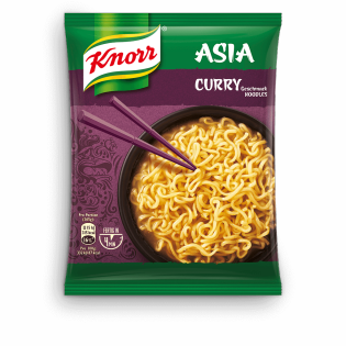 Knorr ASIA NOODLES CURRY-GESCHMACK