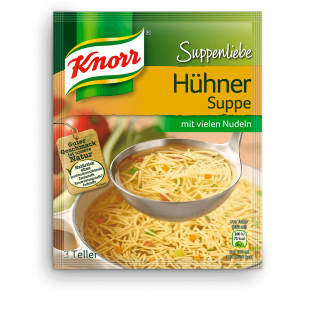 Knorr Suppenliebe Hühnersuppe | Knorr