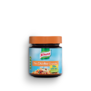 Reduced Salt Chicken Granules