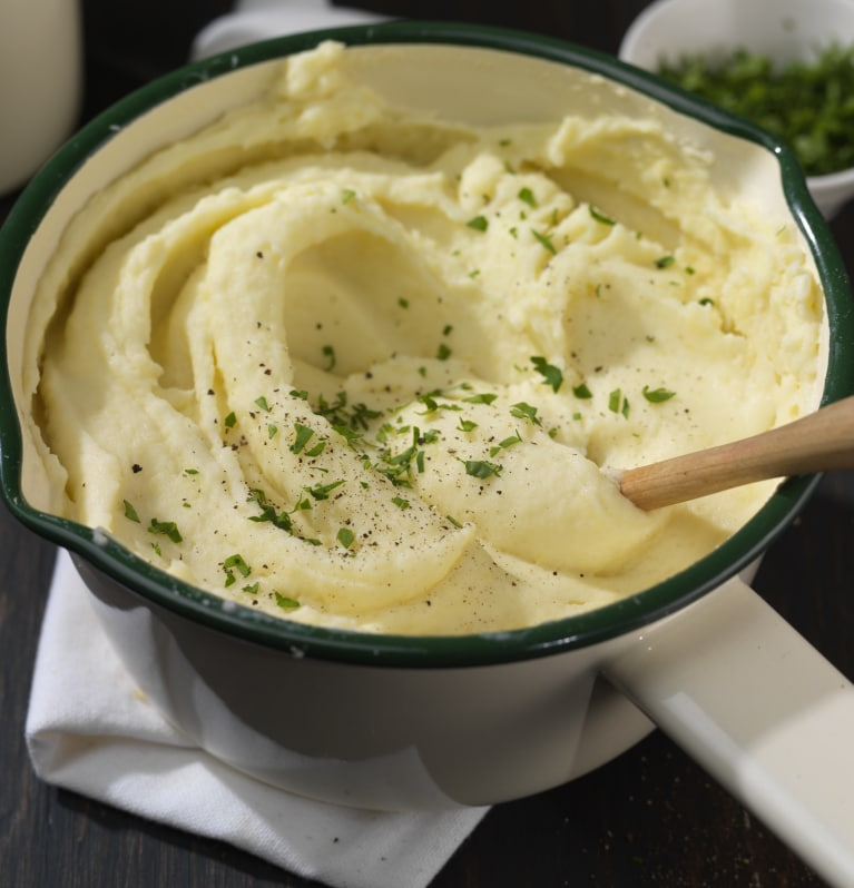 How to make mashed potatos