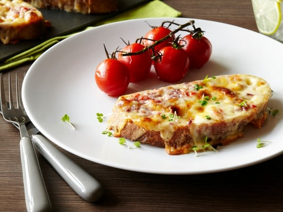 Image fo Welsh Rarebit