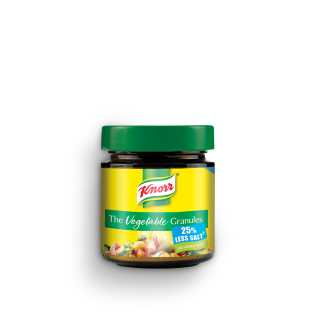 Reduced Salt Vegetable Granules