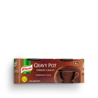 Onion Gravy Pot