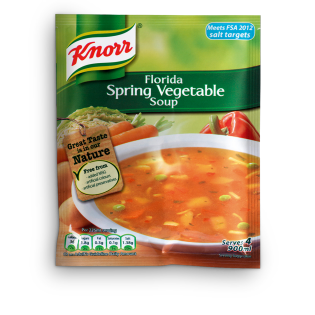 Florida Spring Vegetable Soup
