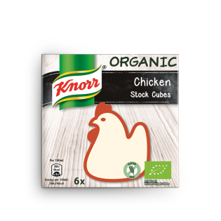 Organic Chicken Stock Cubes