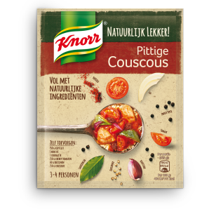 Mix voor Pittige Couscous