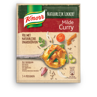 Mix voor Milde Curry