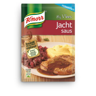 Jachtsaus (vlees)