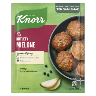 Knorr Fix Kotlety mielone