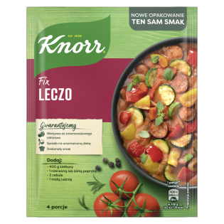 Knorr Fix Leczo