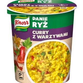 Knorr Ryż curry 73 g