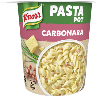 Pasta Pot Carbonara | Knorr Portugal