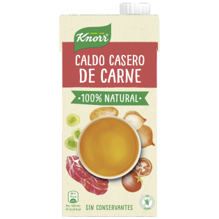 PNG - Knorr CALDO LÍQUIDO CASERO CONSOME 1l