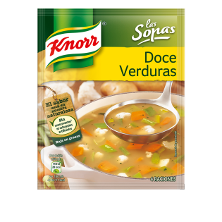 PNG - KN DSO 12 VEGETABLES 18X41G POU EB ES